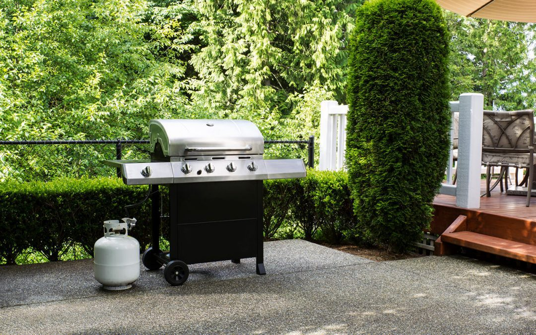 5 Steps for Keeping Your Grill Clean